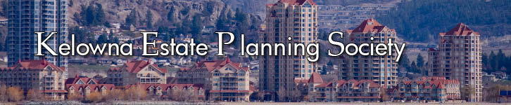 Kelowna Estate Planning Society